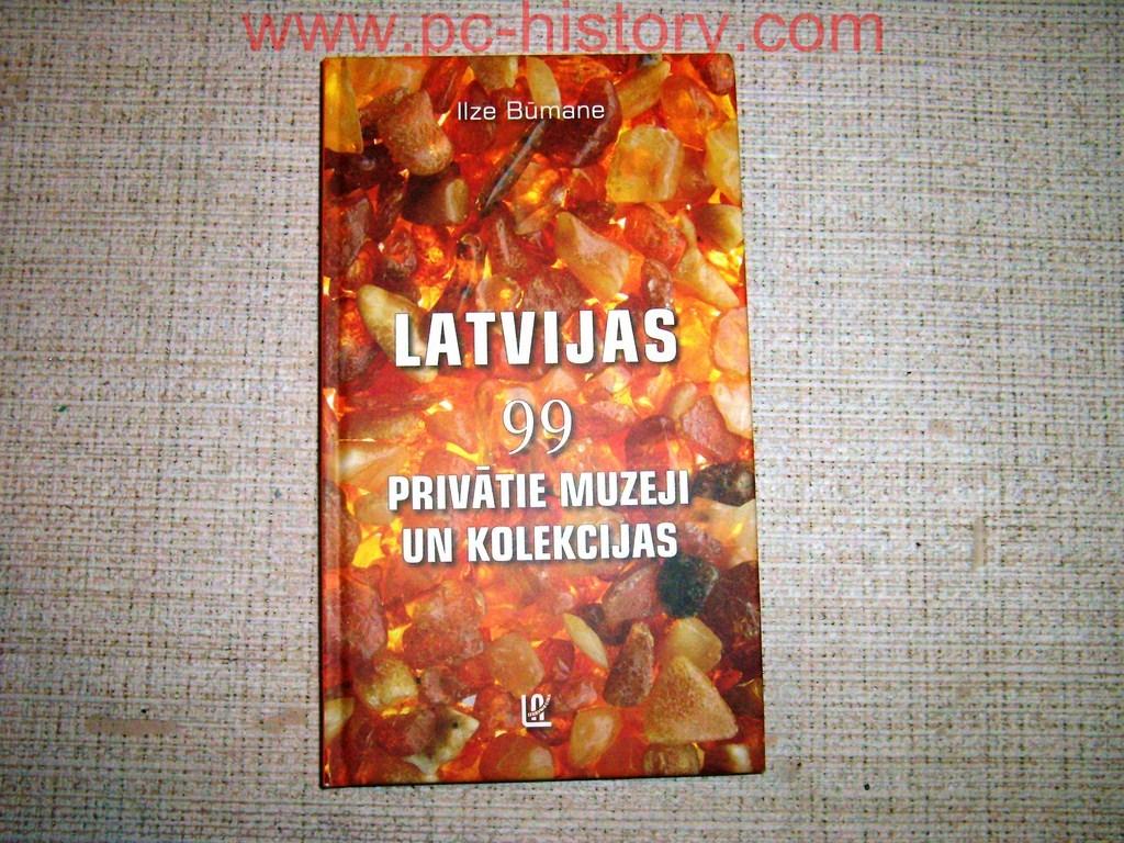 99 muzeji Latvija