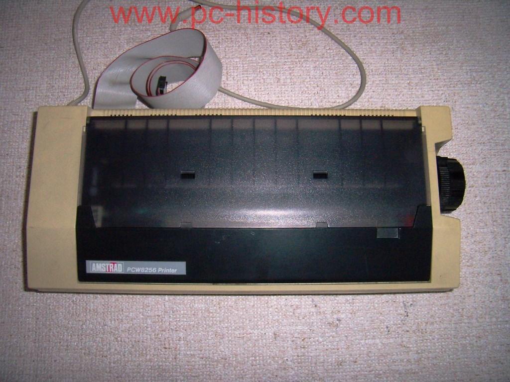 Amstrad PCW8256 printer