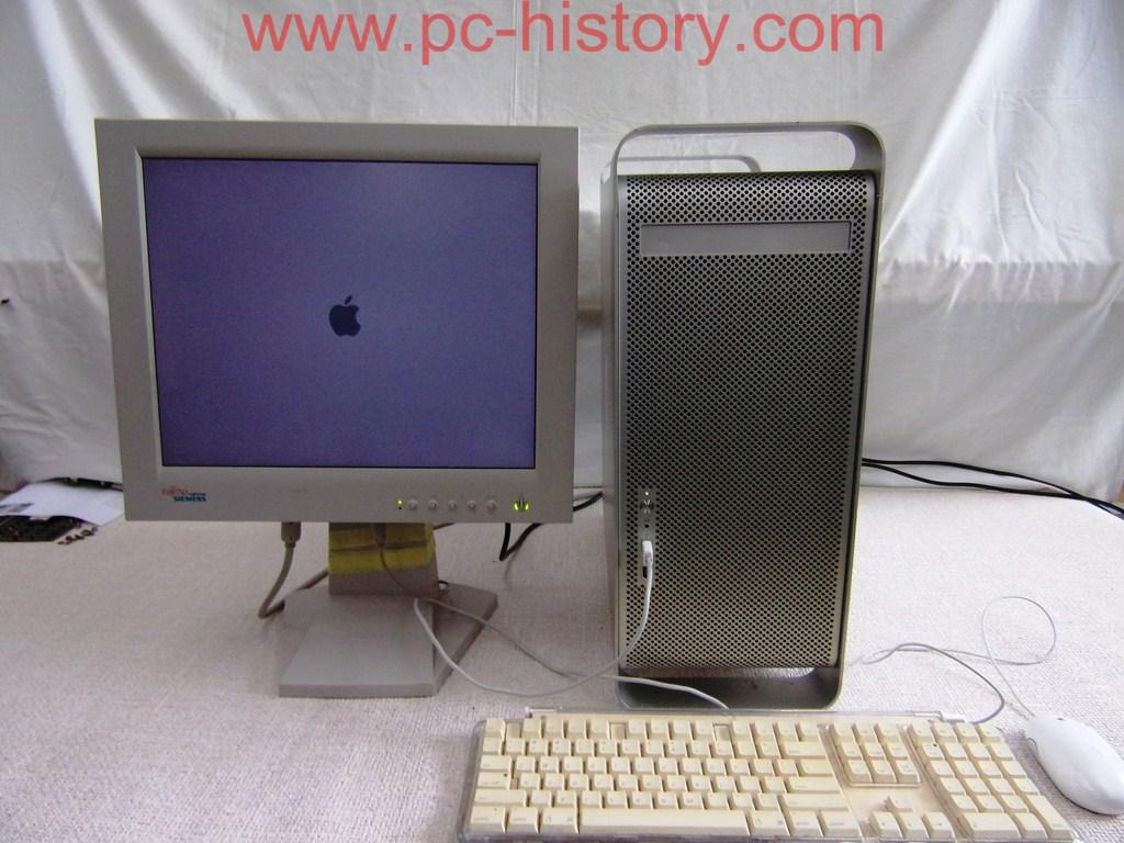 Apple Power Macintosh G5 1.6 (PCI)