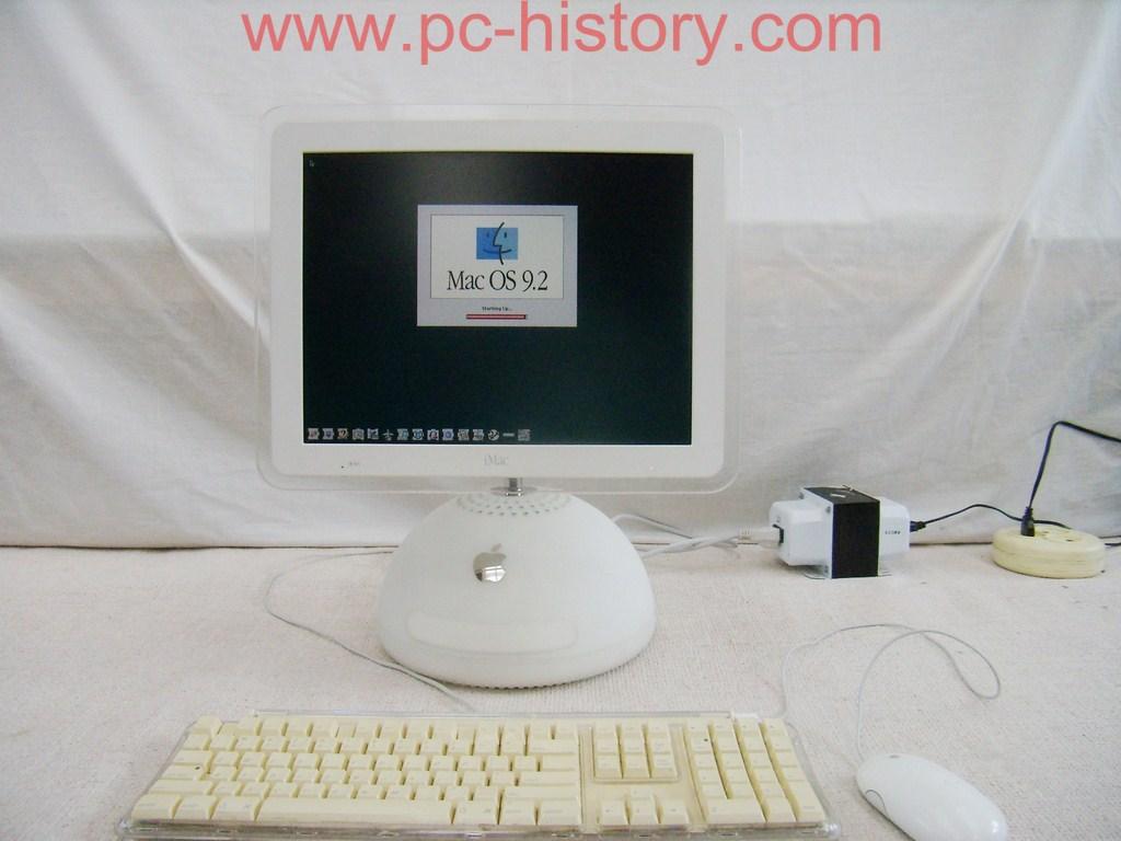 Apple iMac Flat Panel