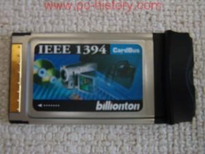 Billionton_FireWire CB1394TE2-B