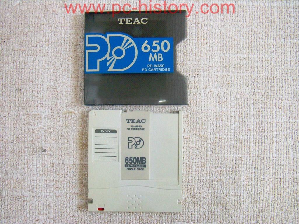 CD Teac PD650