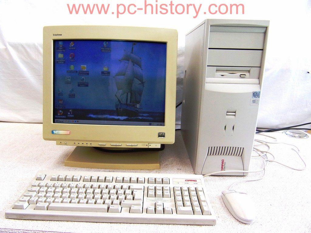 Compaq DeskPro EEUROA8