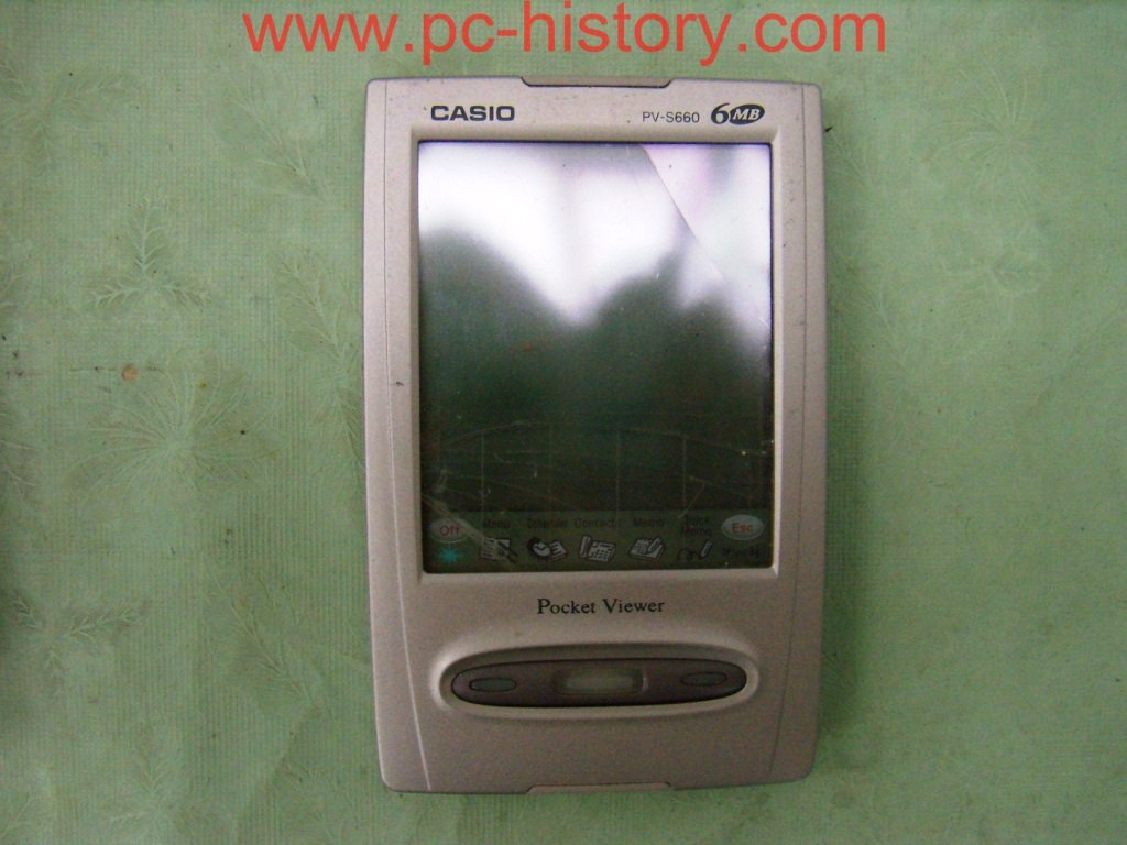 Casio PVS660
