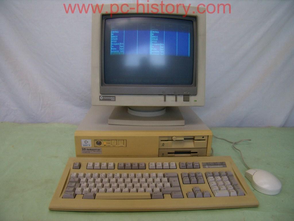 Commodore 386