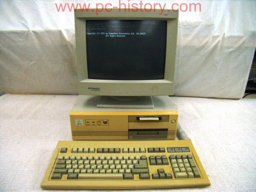 Commodore 386-25