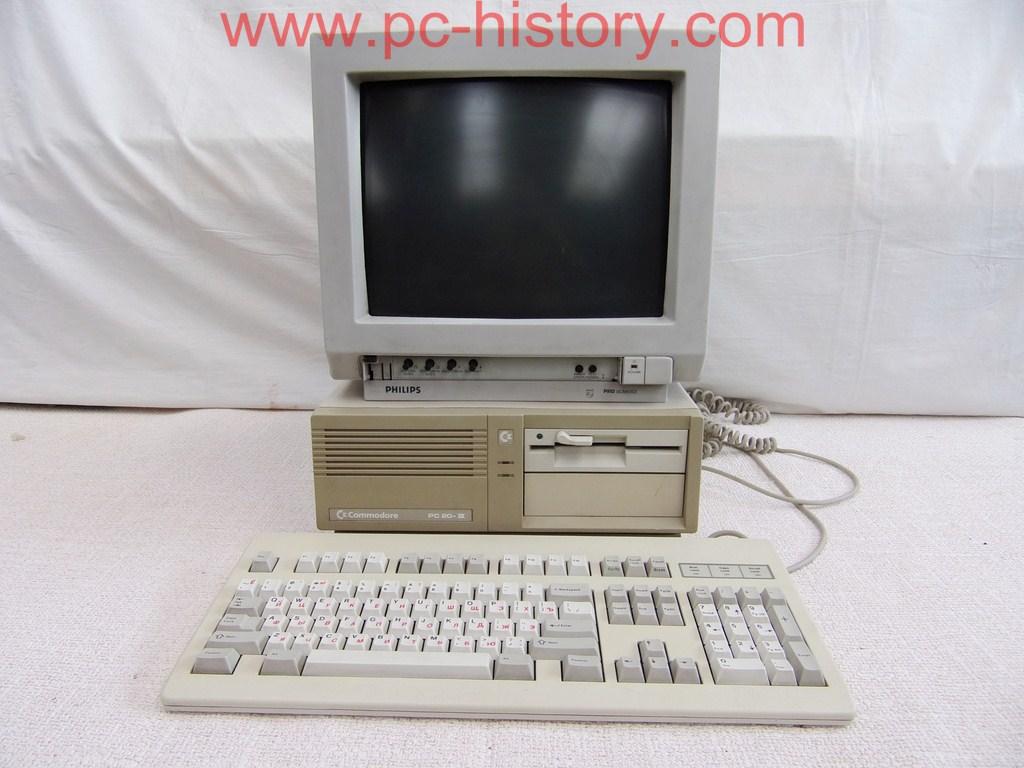 Commodore PC20-III