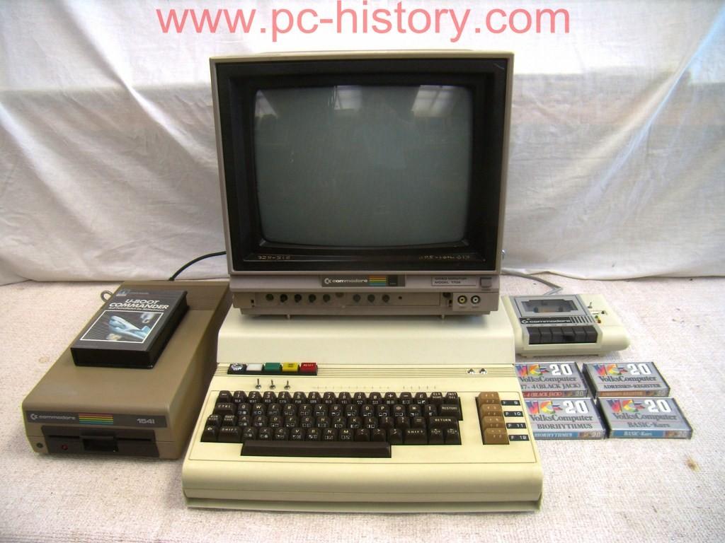 Commodore VC1020 VC200