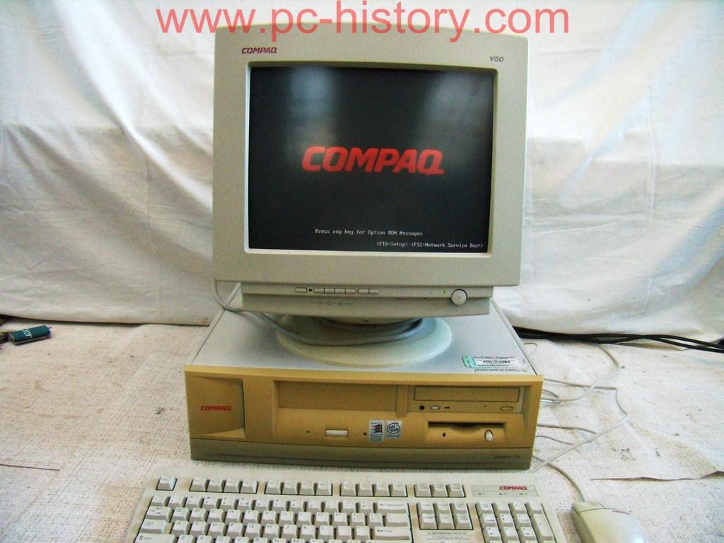 Compaq DeskPro EN