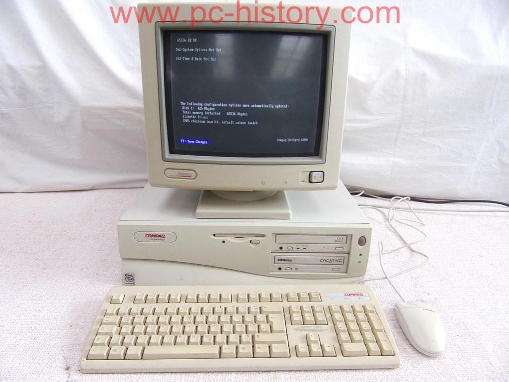 Compaq DeskPro 3546
