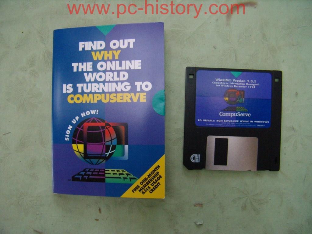 CompuServe WinCIM