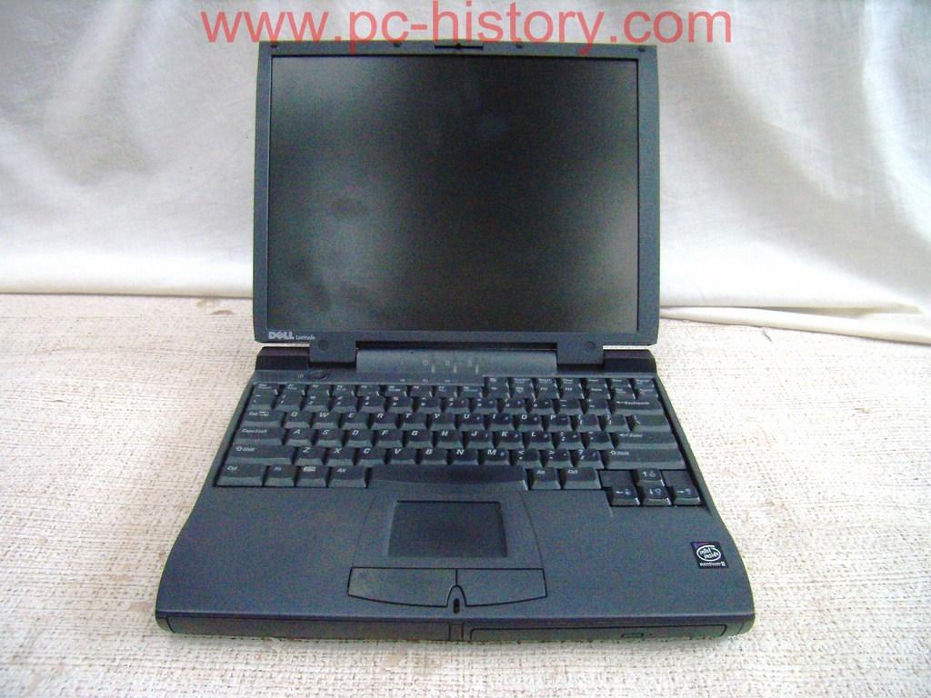 Dell Latitude CPi (model PPL)