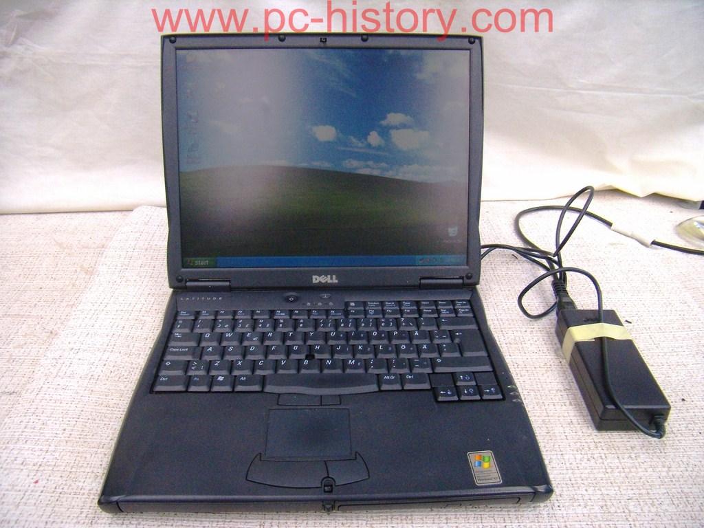 Dell Latitude (model PP01L)