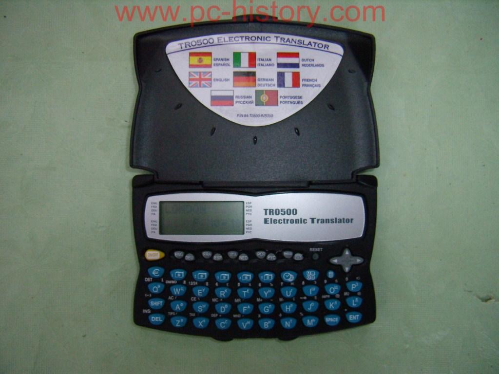 Electronik Translator TR-0500