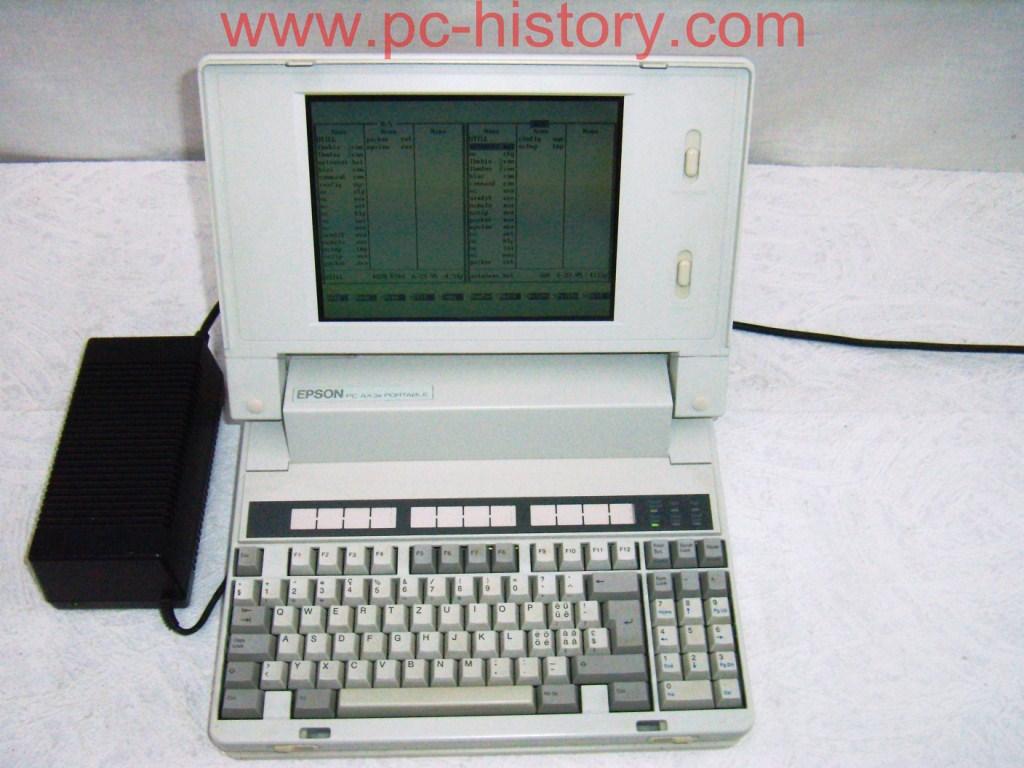 Epson PC AX3s Portable