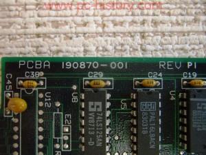FDD_card_ PCBA_190870-001_16bit_ISA_4