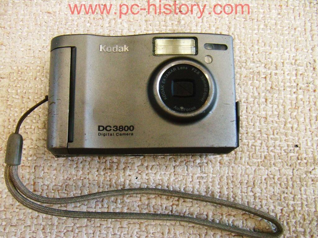 Foto Kodak DC3800