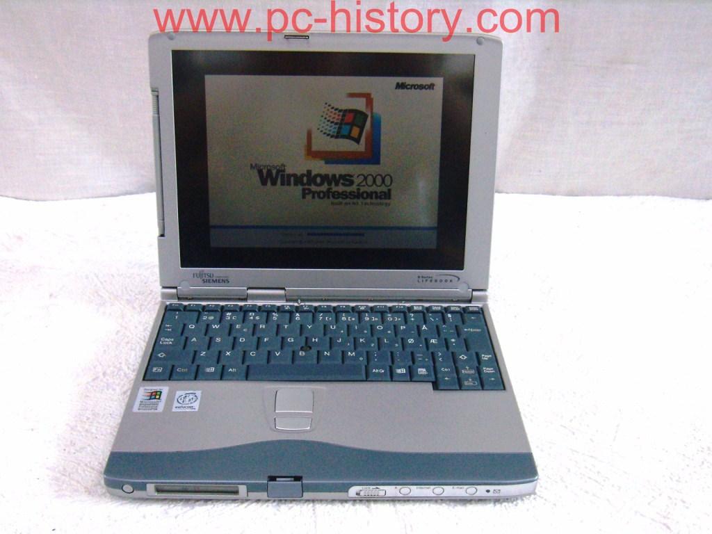 Fujitsu-Siemens LifeBook b2131