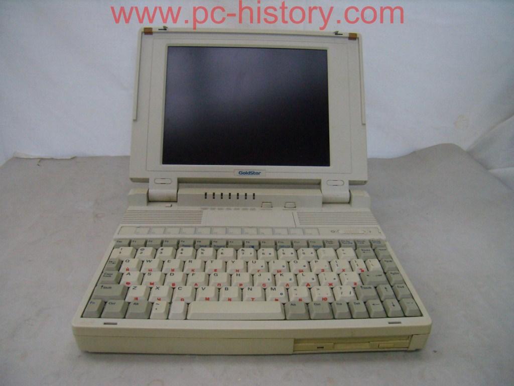 GoldStar Note 386SX