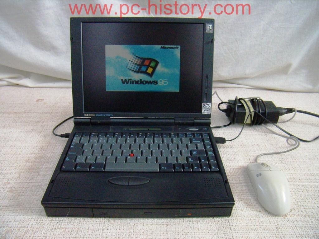 HP OmniBook 5700CTX