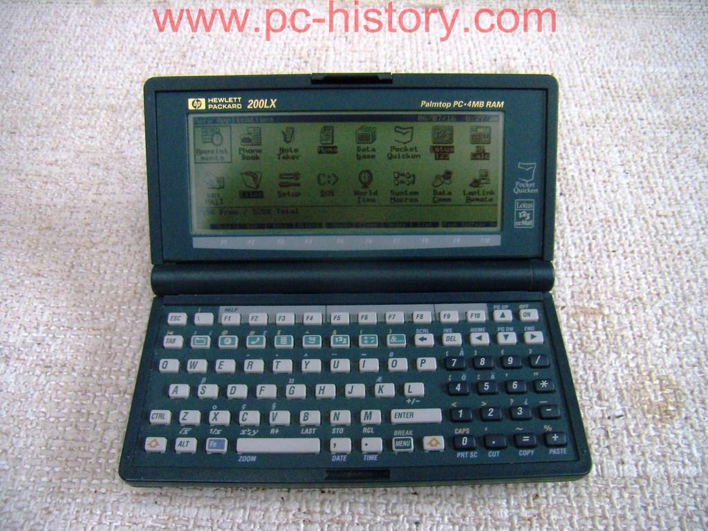 HP Palmtop 200LX