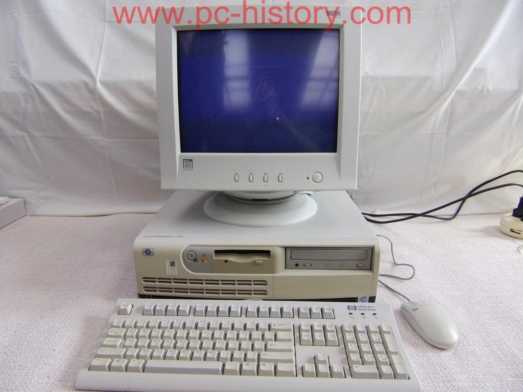 HP Vectra VL420DT