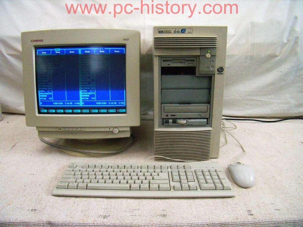 HP Vectra XU 6-200