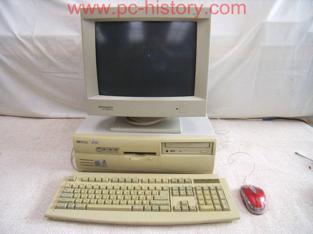 HP Vectra VL400DT