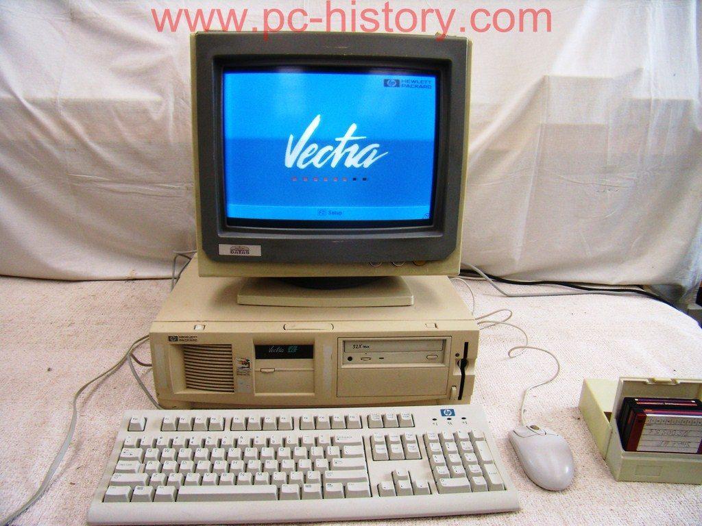 HP Vectra VL6-400