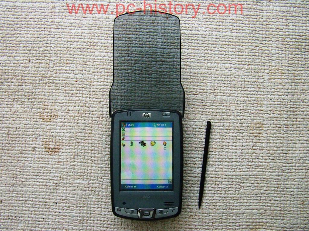 HP iPAQ hx2000