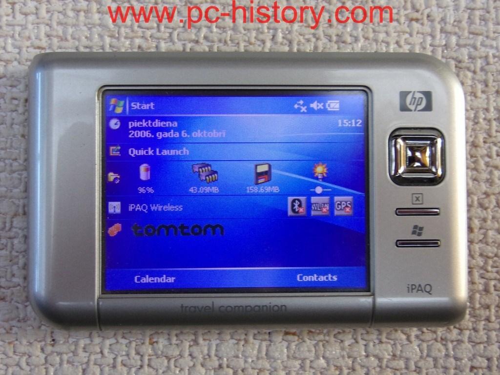 HP iPAQ rx5940