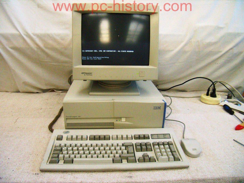 IBM PC 365 (Type 6589)