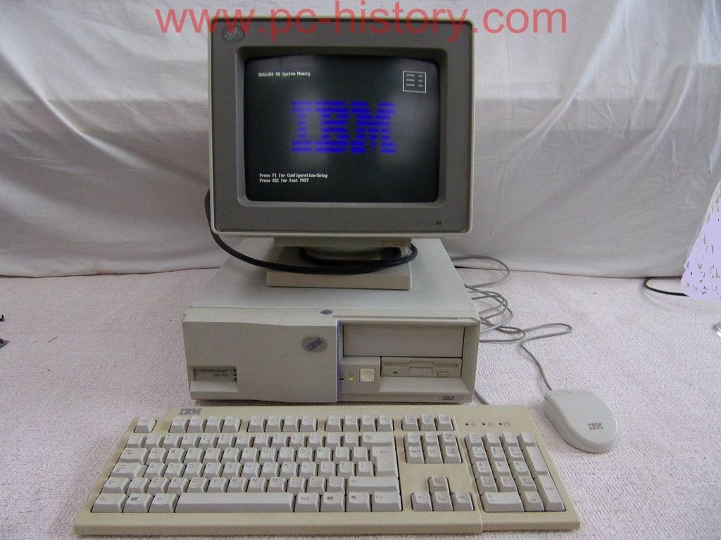IBM PC 330-P75