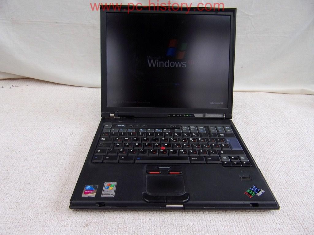 IBM ThinkPad T42 (Type 2373)