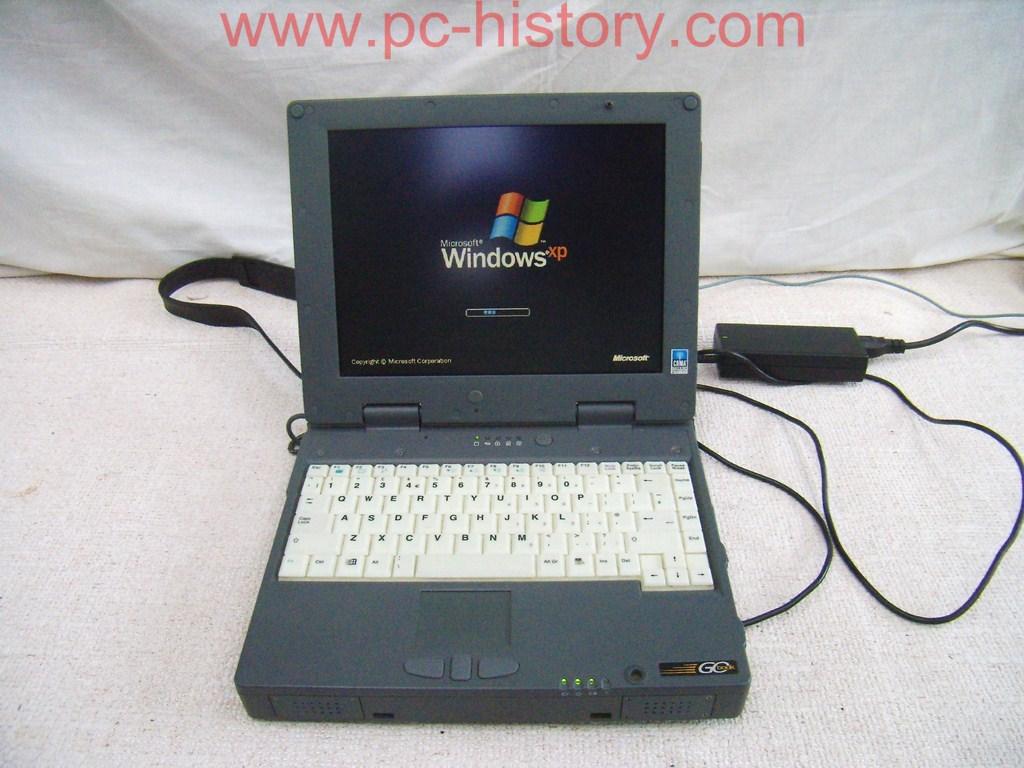 Itronix Gobook IX250