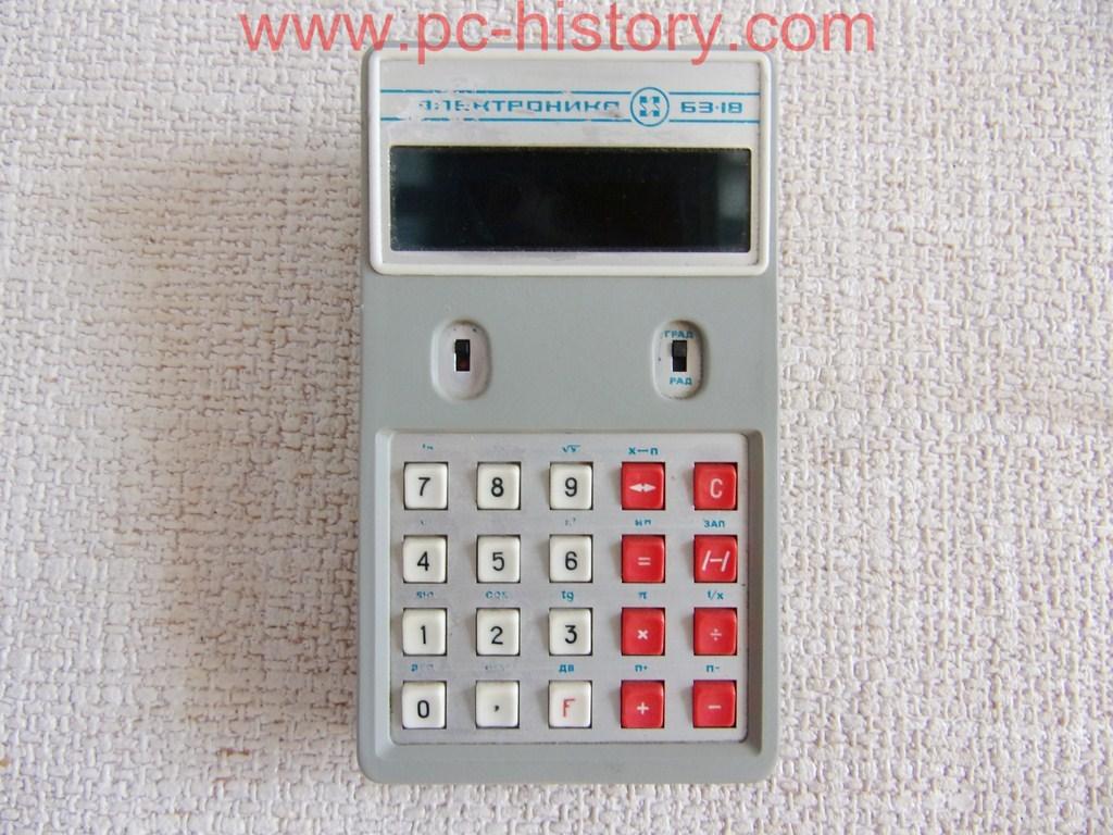 Kalkulators B3-18