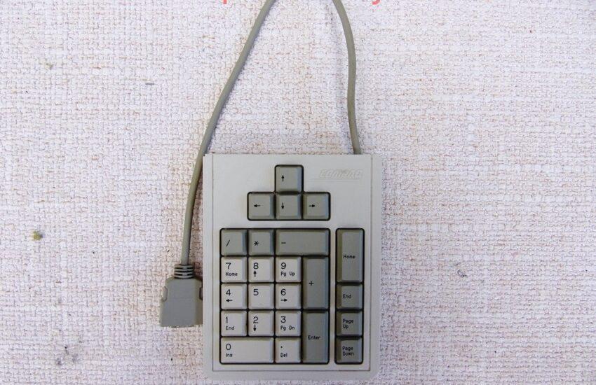 Keyboard Compaq model 2680NP