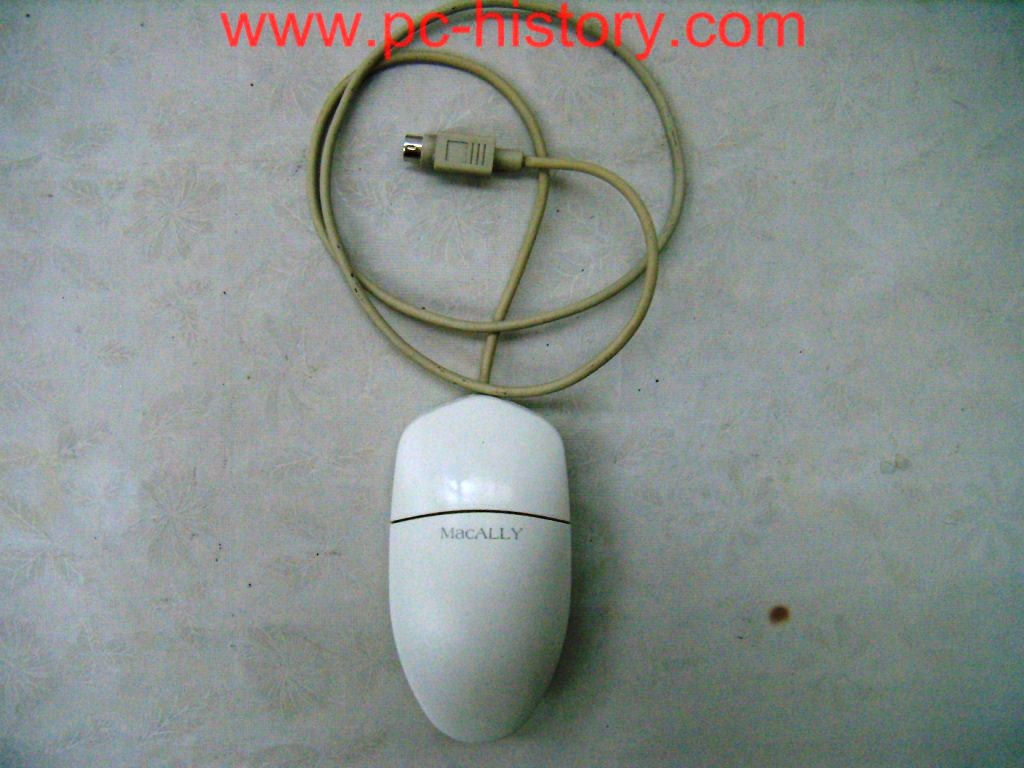 Mouse MacAlly 1 button