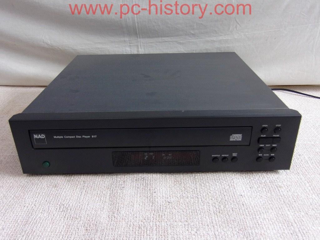 NAD CompactDisk Player