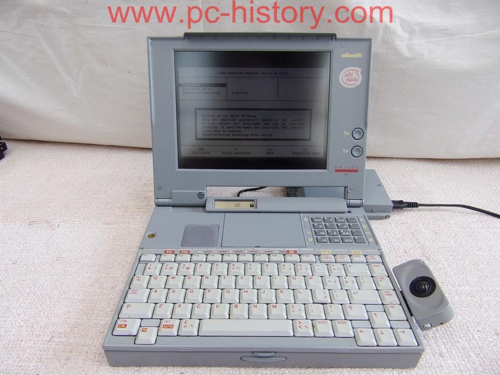 Olivetti Philos-44 model NB 1015