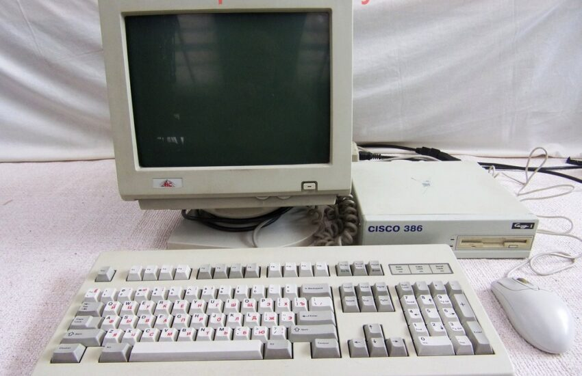 PC 386 Cany-I