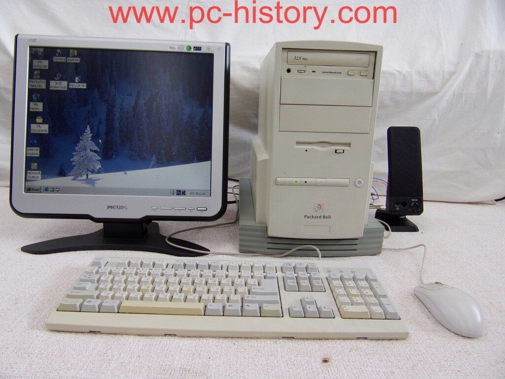 Packard Bell Multimedia R515