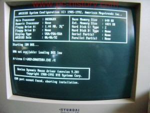 PCII-88_386-40MHz_Turbo_ekran