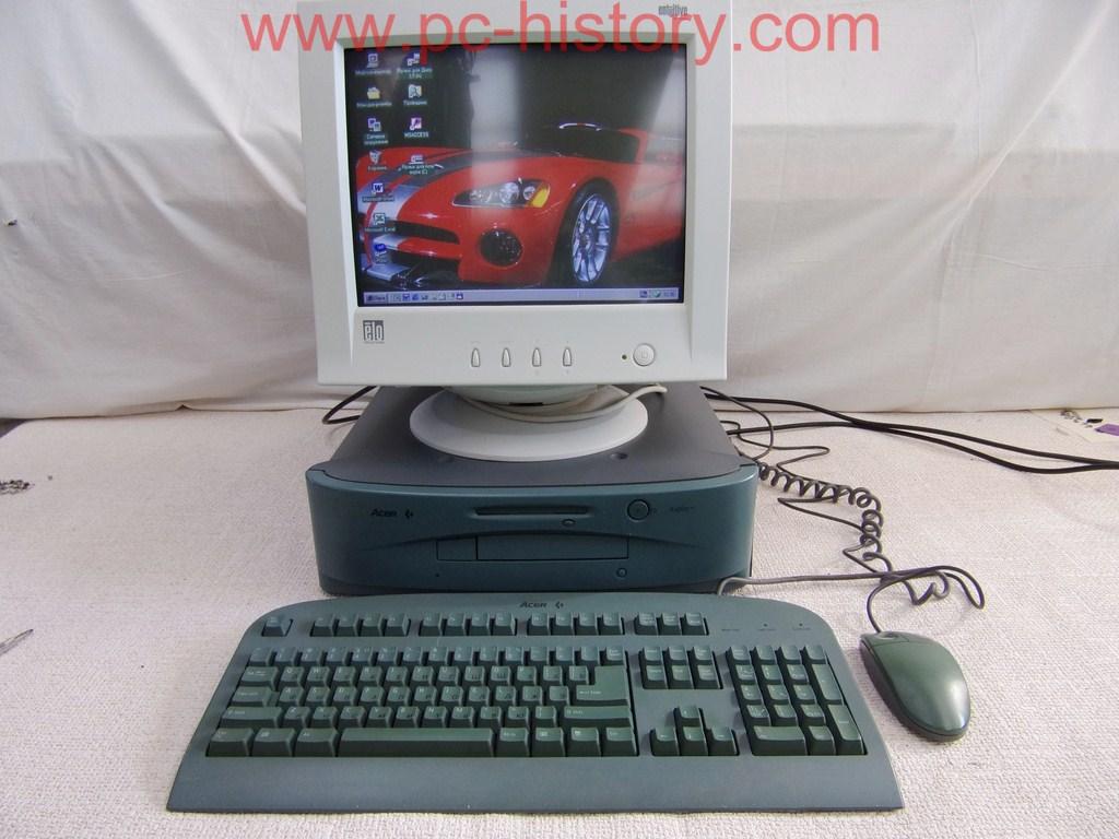 Acer Aspire (model 5120LR)