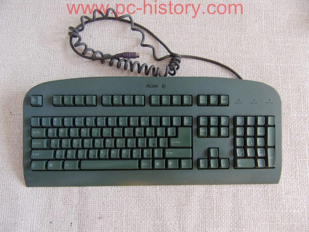 Klaviatūra Acer 6511-HW