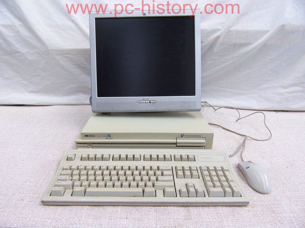 HP model 712-80