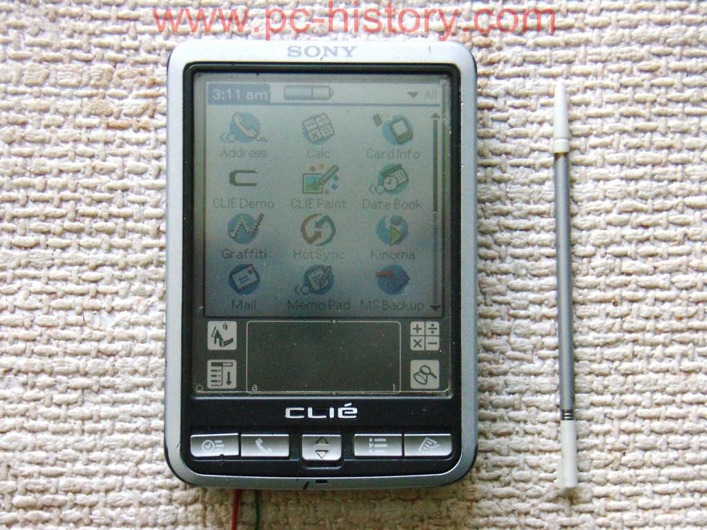 Sony PEG-SJ22-U