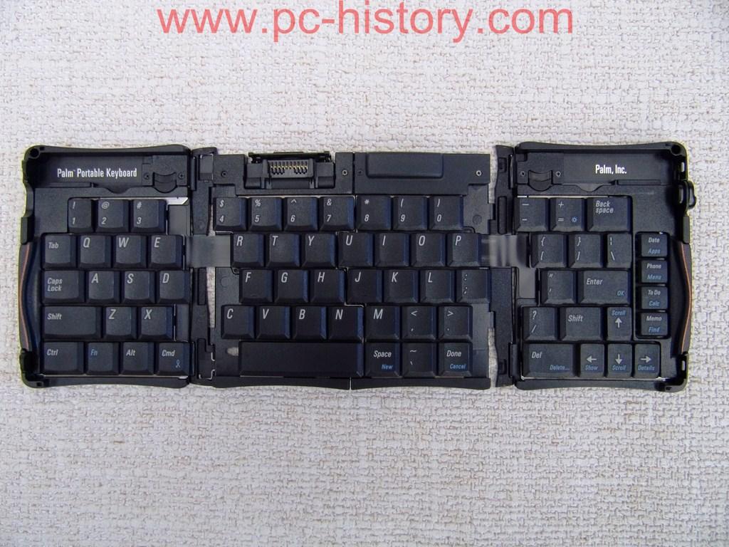 Palm portable keyboard 4