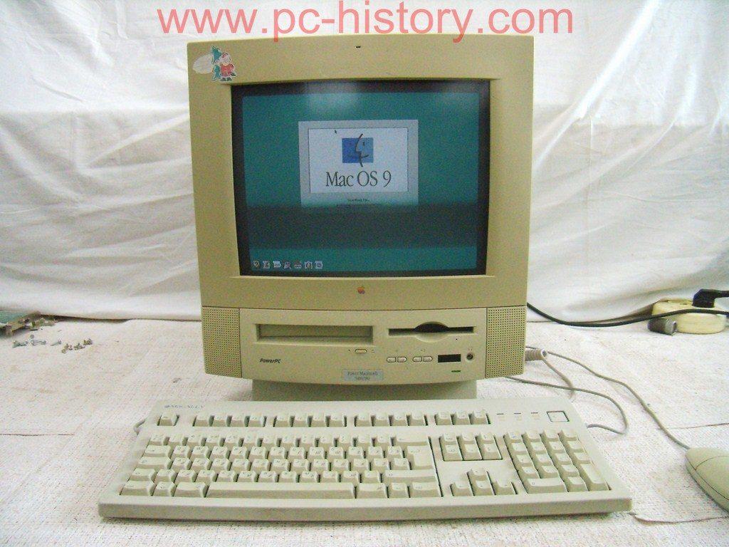 PowerMac 5400-180