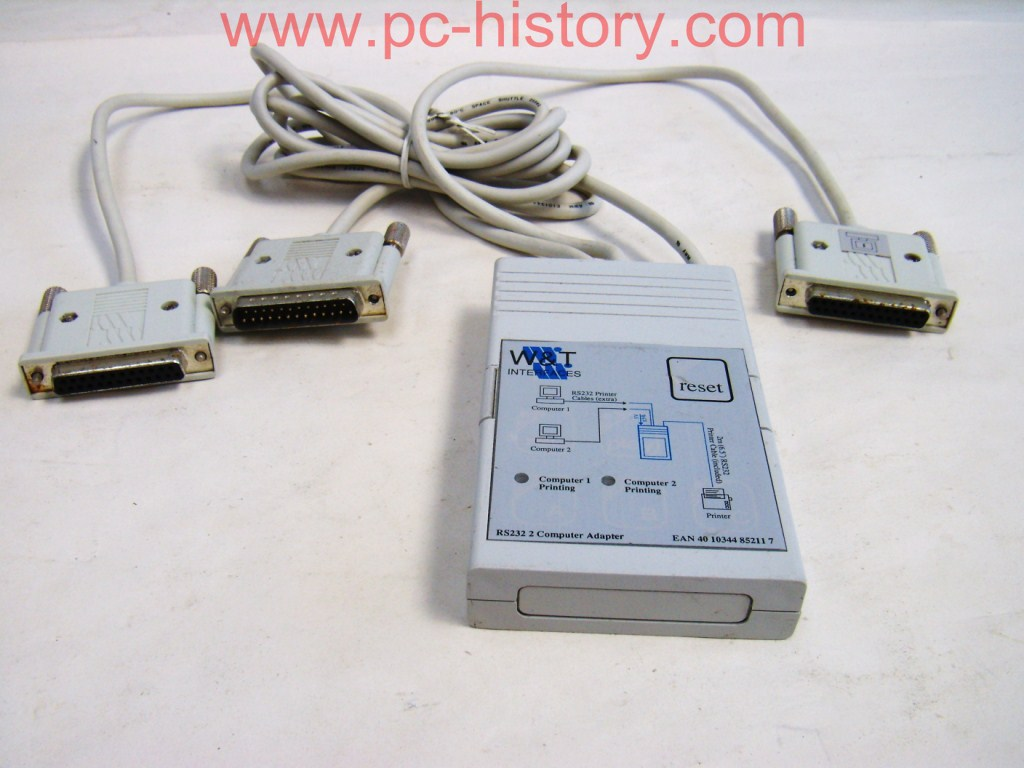 RS232 Computer Adapter